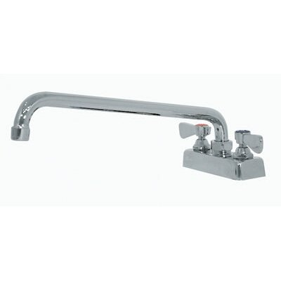 """Advance Tabco 12"""" Deck Mounted Swing Faucet"""