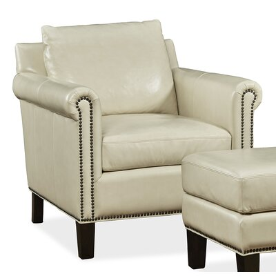 Belle Leather Arm Chair