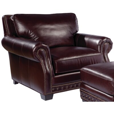 Canyon Leather Club Chair