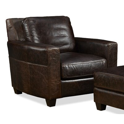 Marin Armchair Color: Ravenswood Cocoa