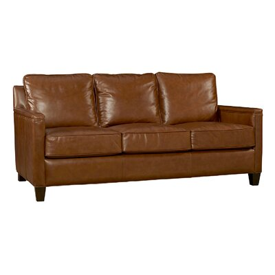 Alexander Leather Standard Sofa
