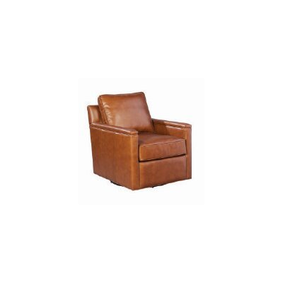 Alexandria Swivel Club Chair