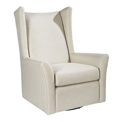 Kent Swivel Wingback Chair
