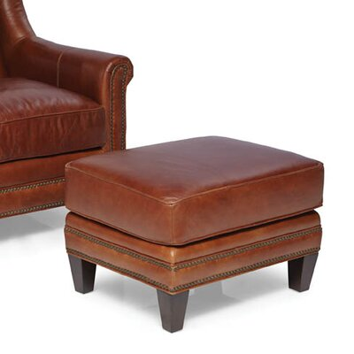 Ferdinand Ottoman Upholstery: Trends Coffee