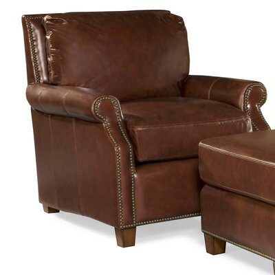 Kingston Club Chair Color: Vintage Auburn
