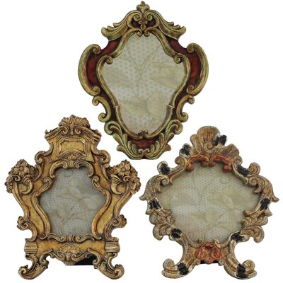 3 Piece Lexington Picture Frame Set