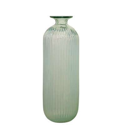 Shadirra Ribbed Vertical Table Vase GRKS6655 41402290