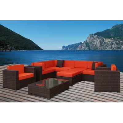 Purchase Southampton Sectional Set Cushions Fabric  Product Photo