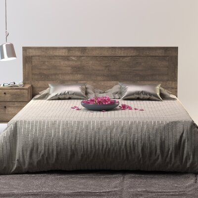 Norloti Queen Platform Bed Color: Distressed Brown