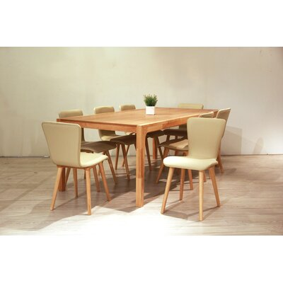 Perla 9 Piece Dining Set