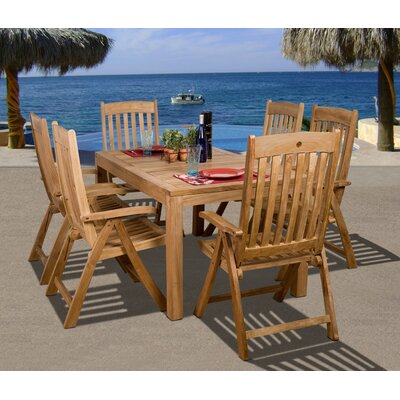 International Home Miami Amazonia Michigan 7 Piece Dining Set at Sears.com