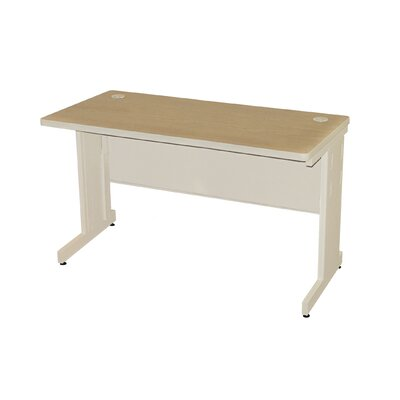 36 W Pronto Training Table Tabletop Finish: Oak Laminate/Putty, Size: 29 H x 60 W x 24 D