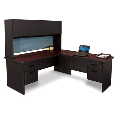 Pronto Computer Desk Hutch Top Product Photo