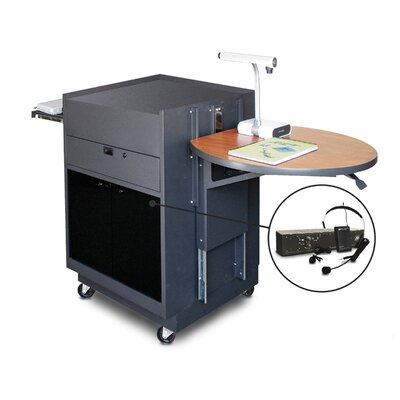 Vizion Media Centre Cart MVMMA3030CHDT-E