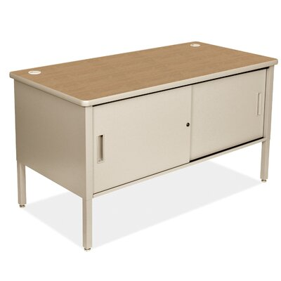Modular Utility Sorting Mailroom Table Finish: Putty