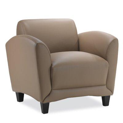 Spillane Reception Guest Chair Seat Color: Latte