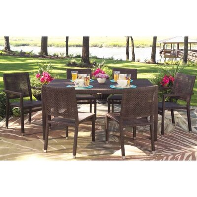 Amazing Weather Miami Dining Set All - Product picture - 62