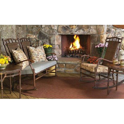 Chatham Run 3 Piece Seating Group with Cushions