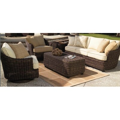 Sonoma 5 Piece Deep Seating Group with Cushions