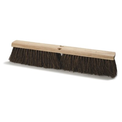 Flo-Pac� Palmyra Garage Brush (Set of 12) Size: 18