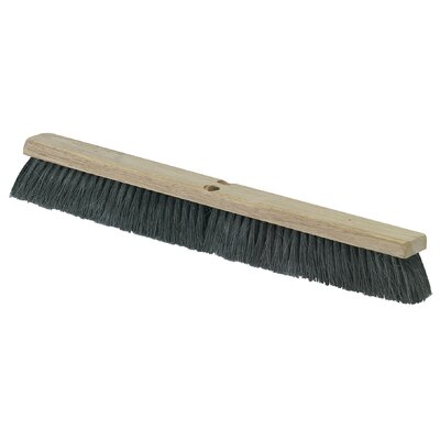 Flo-Pac� Tampico Floor Brush (Set of 12) Size: 18