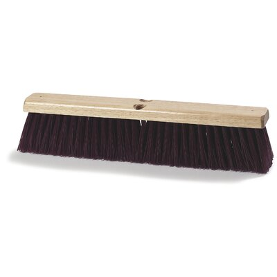 Flo-Pac� Crimped Garage Brush (Set of 6) Size: 24