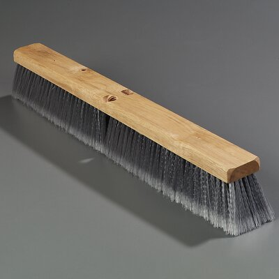 Flo-Pac� Flagged Floor Brush (Set of 6) Size: 24