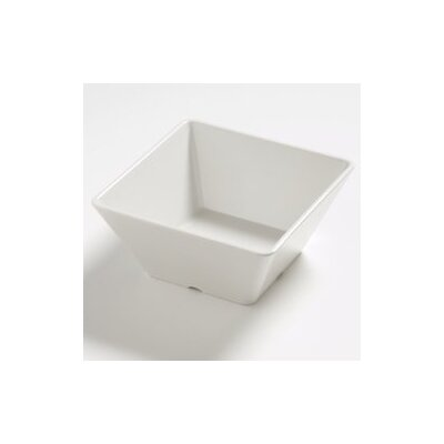 Carlisle Food Service Products Balsam 26 Oz. Square Bowl (Set of 6) 5555037