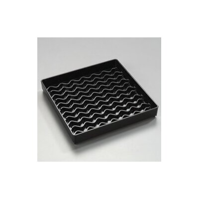 "NeWave Square Drip Tray (Set of 12) Size: 6"" 1102603"