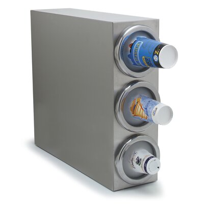Cabinet with 3 Cup Dispenser 38883G