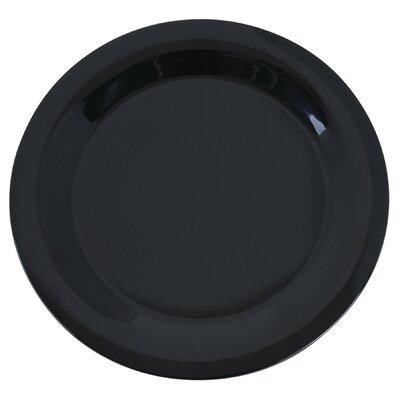 "Carlisle Food Service Products Sierrus 10.5"" Narrow Rim Dinner Plate (Set of 12) 3300203"