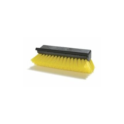 Hi-Lo Floor Scrub Brush with Squeegee (Set of 12)