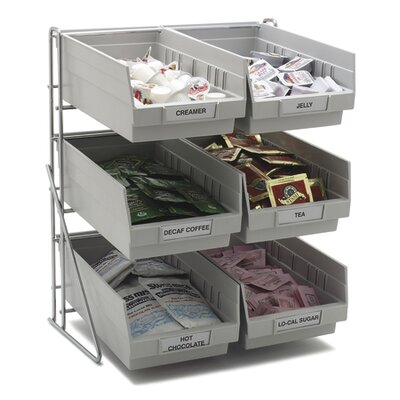 Wire Packet Rack 381206LG