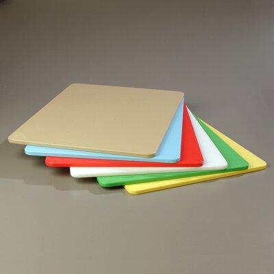 """6 pc Spectrum� Cutting Board Size: 0.5"""" H x 24"""" W x 18"""" D 1088600"""