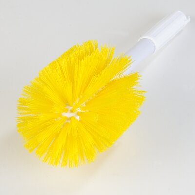 Polyester Valve Brush (Set of 6) Color: Yellow