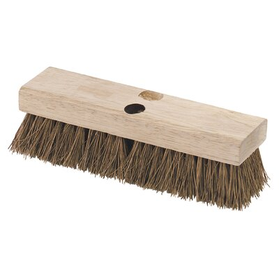 Flo-Pac� Wood Block with Palmyra Bristles (Set of 12)