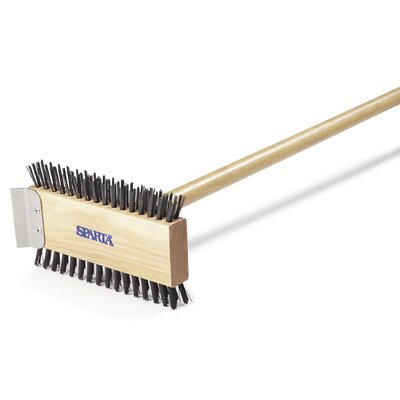 Sparta� Broiler Master Brush with Carbon Steel Bristles (Set of 6)
