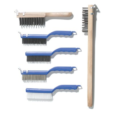 Sparta� Thin Line Nylon Utility Scratch Brush (Set of 12)