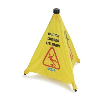 Pop-Up Caution Cone