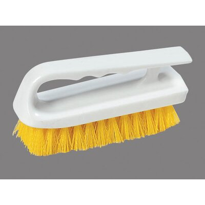 Sparta Polyester Bake Pan Lip Brush (Set of 12) Color: Yellow
