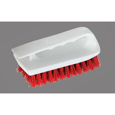 Sparta� Polyester Bake Pan Lip Brush (Set of 12) Color: Red