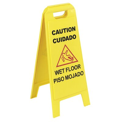 Floor Sign (Set of 6)