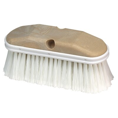 Styrene Vehicle Wash Brush With Polystyrene Bristles (set Of 12)