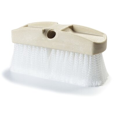 Polypropylene Acid Wash Vehicle Brush (Set of 12) Size: 8
