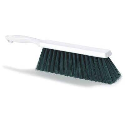 Sparta Polyester Bench Brush (Set of 12) Color: Green