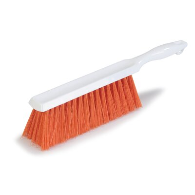 Sparta Counter/Bench Brush (Set of 12) Color: Orange