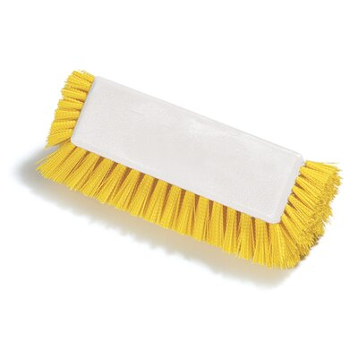 Sparta Dual Surface Polypropylene Floor Scrub with Side Bristles (Set of 12)