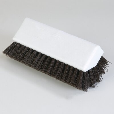 Sparta Floor Scrub Brush (Set of 12) Color: Brown