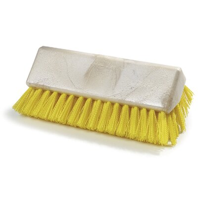 Sparta� Floor Scrub Brush (Set of 12) Color: Yellow
