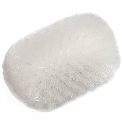 Sparta� Kettle Brush (Set of 12) Color: White, Size: 5.5 H x 7.5 W